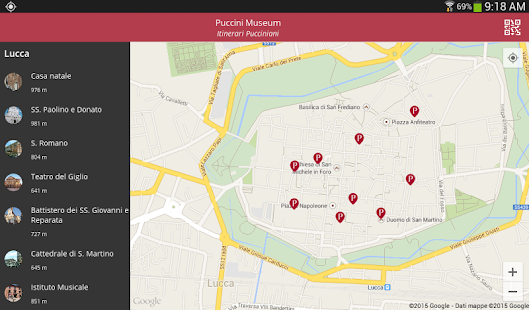 Puccini Museum- screenshot thumbnail
