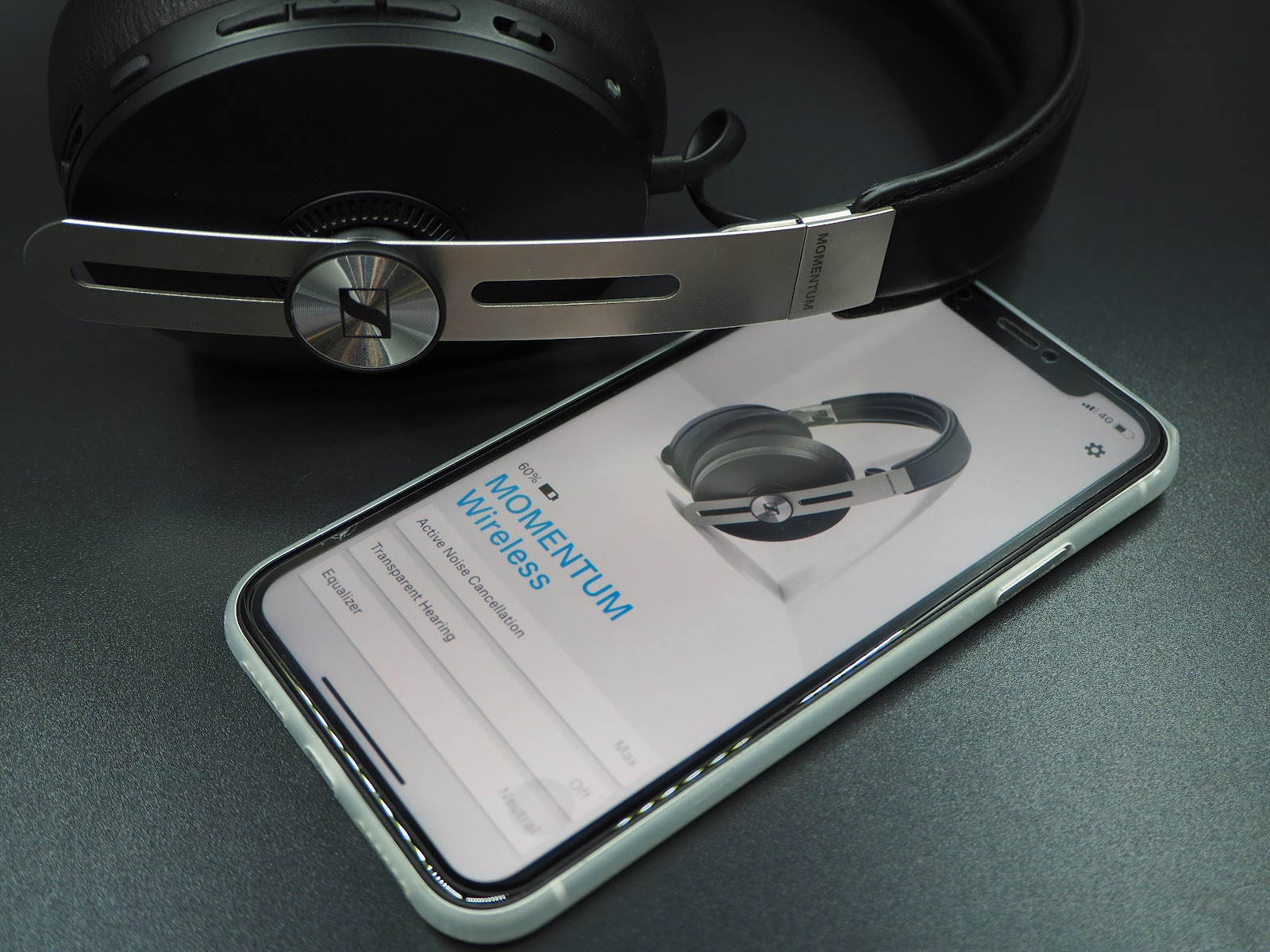 Sennheiser Smart Control smartphone application