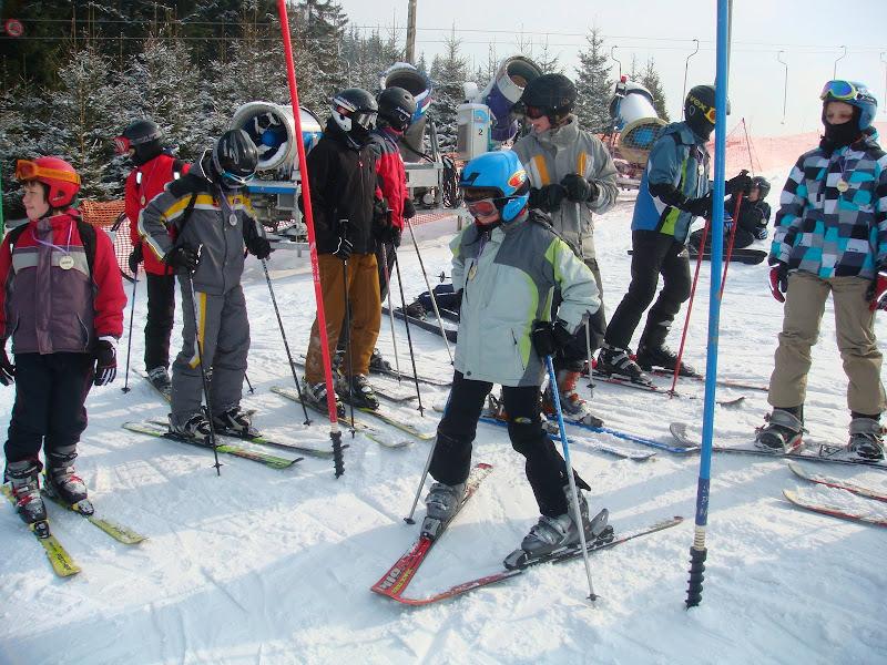 VIII Mistrzostwa Szkoły w Narciarstwie Alpejskim