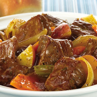 Quick & Easy Beef Stew.