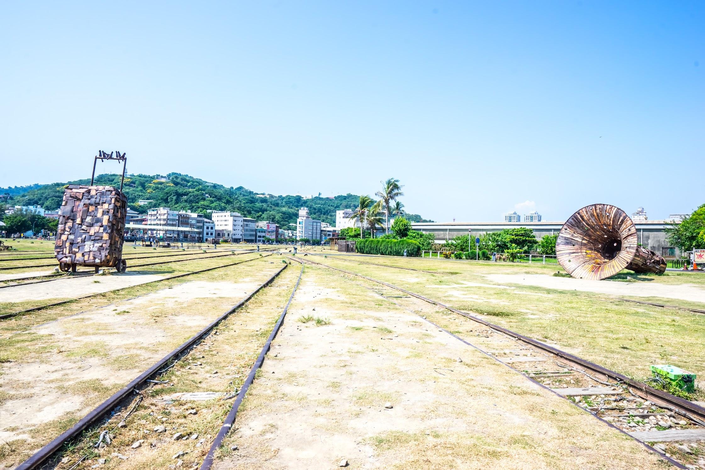 Kaohsiung Hamasen Railway Cultural Park6