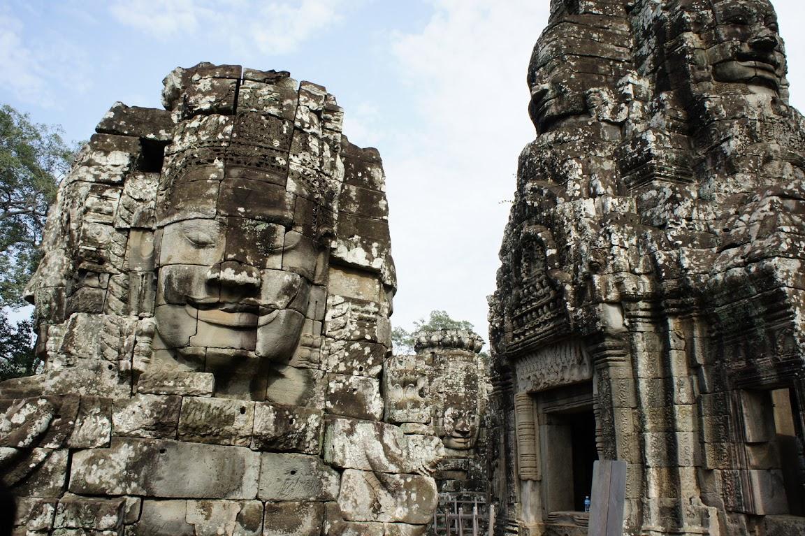神祕吳哥石頭記Day2高棉的微笑;巴戎廟 - xyz軟體補給站's blog