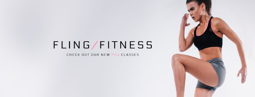 New Fitness Classes - Facebook Page Cover Template