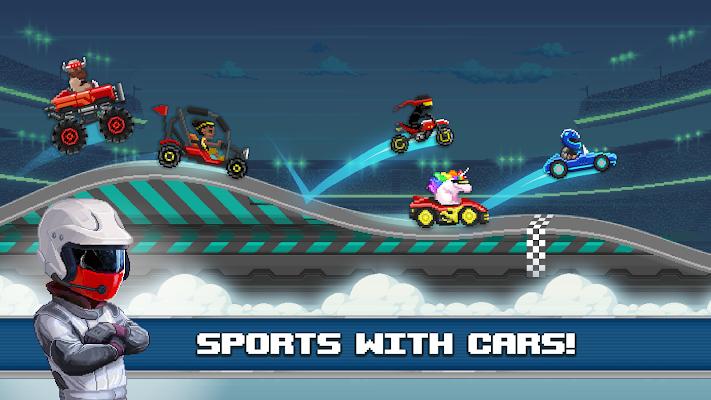 Drive Ahead! Sports - screenshot