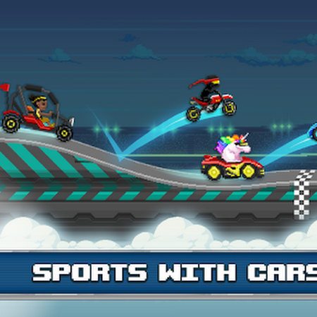 Drive Ahead! Sports v1.14.2 (Mod Money)