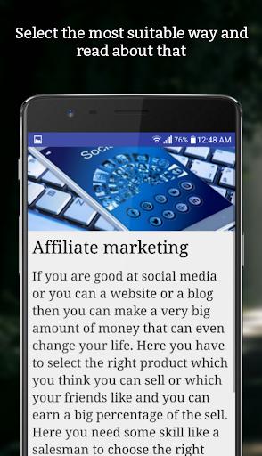 Earn Money Online - 30+ ways to Make Money 25.0 screenshots 2