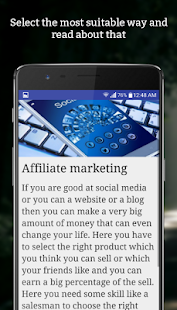 Make Money Online - Work at Home - náhled