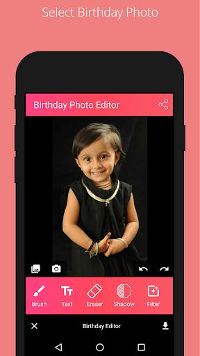 Birthday Card Maker Birthday Wish Photo Editor Apk Download
