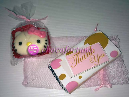 Coklat Bar - Hello Kitty