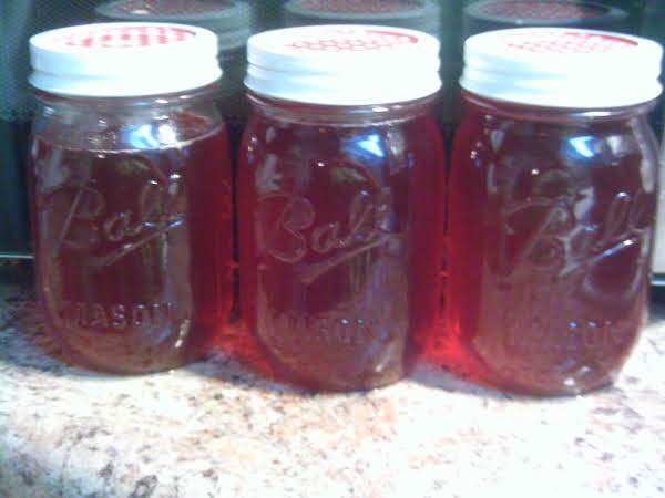 Grace'123's Cranberry Jelly For The Holidays Recipe