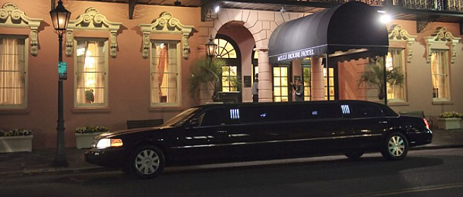Downtown Charleston SC Limo Service