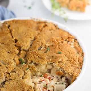 Chicken Pot Pie Crust.