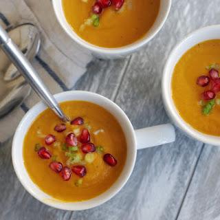 Creamy, Paleo Pumpkin Soup