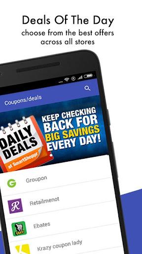 All in One Online Shopping - SmartShoppr screenshot 3