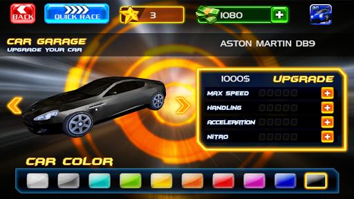 Fiery Asphalt Racing 1.0 screenshots 4