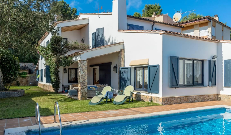 Maison avec piscine et terrasse Calella de Palafrugell
