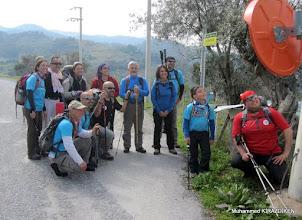 Photo: Gödence-Efemçukuru arası. Gödence-Efemçukuru-Kavacık Arası EFES-MİMAS (İYON) YOLU 8. Etabı - 20.03.2016
