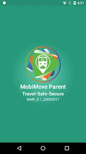 MobiMove Parent - náhled