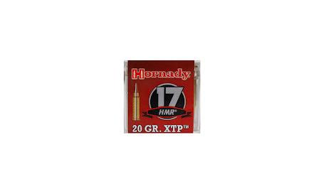 Hornady 17 HMR XTP 20gr