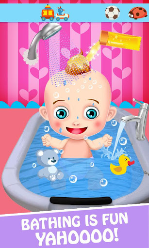 My Newborns Kids -  Baby Care Game 1.0 screenshots 2