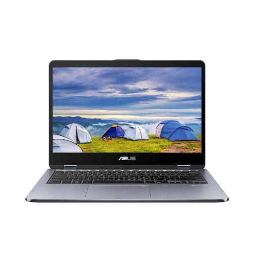 Máy tính xách tay/ Laptop Asus TP410UF-EC029T (I5-8250U) (Xám)
