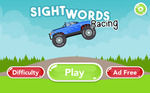 Sight Words Kids Racing android2mod screenshots 7