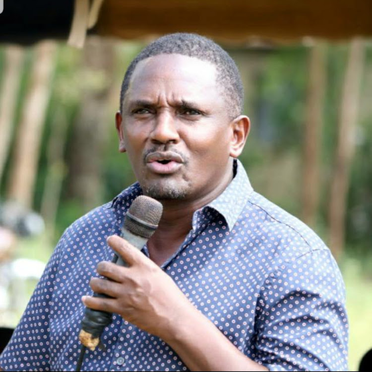 Gem MP Elisha Odhiambo (pictured) drew the speaker's attention to the lawmaker's priced possession.