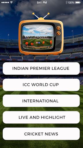 Live Cricket Match 2.0 screenshots 1