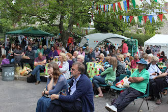 Photo: Festival audience © Priston Festival 2012