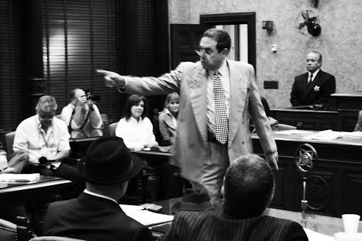 Al Capone Defense Attorney