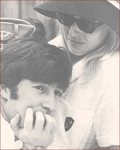 John and Cynthia Lennon III