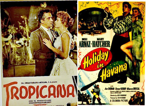 Tropicana/Holiday in Havana Broadsides