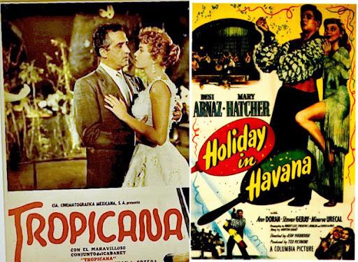 Tropicana/Holiday in Havana Broadsides
