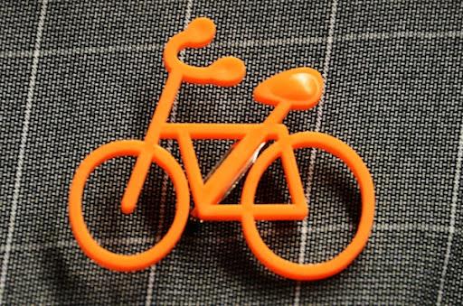 Bike Pin