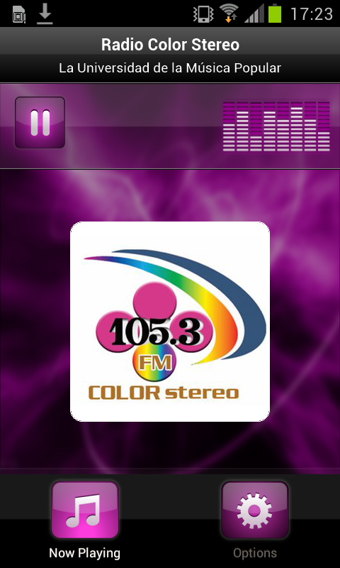 Radio Color Stereo- screenshot