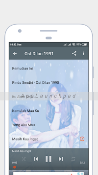 download lagu rindu sendiri soundtrack film dilan