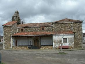 Photo: Cara sur de la iglesia (entrada) - boletín 117