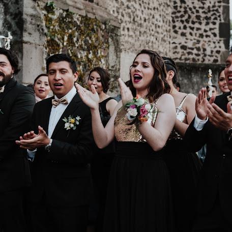 Fotógrafo de bodas Davo Montiel (davomontiel). Foto del 09.10.2018