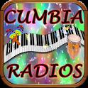 Música Cumbia Radios icon
