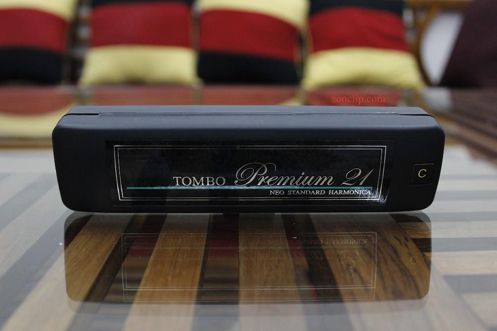 Kèn Harmonica - Tombo Band 21 Premium (key C)