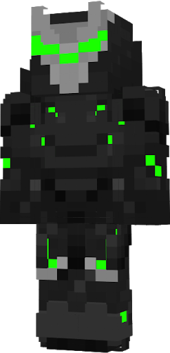 Fortnite Green Omega Nova Skin