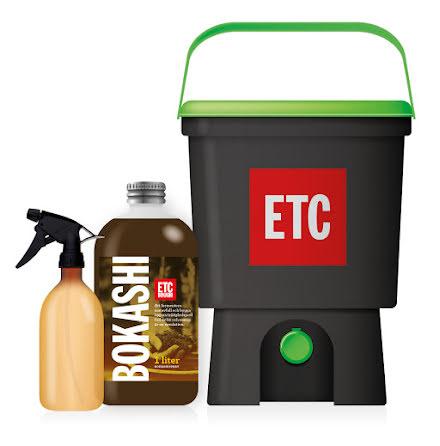 ETC Bokashi - en klimatsmart lösning