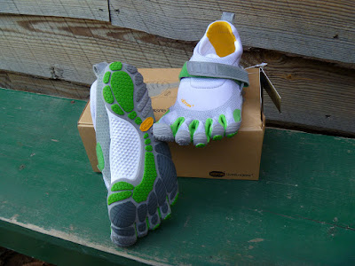 Vibram five fingers Wilderness Voyageurs