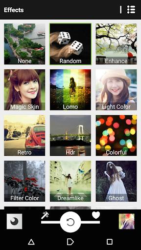 カメラ360 - Chinh sua anh