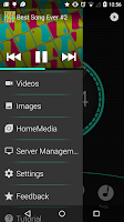 Screenshot of Remote for WMP LITE