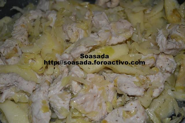 Pollo con col  DSC_0290