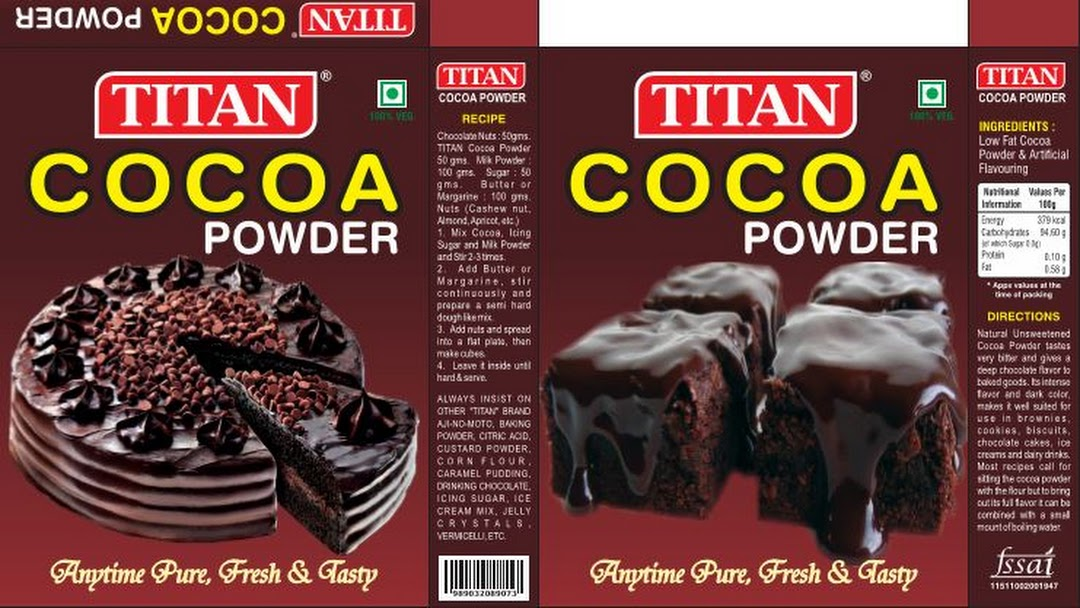 New Titan Food Products - Food Products Supplier and Manufacturer of