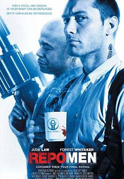 Phim Repo Men 2010 - Repo Men (2010)