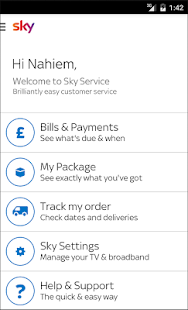 Sky Service- screenshot thumbnail
