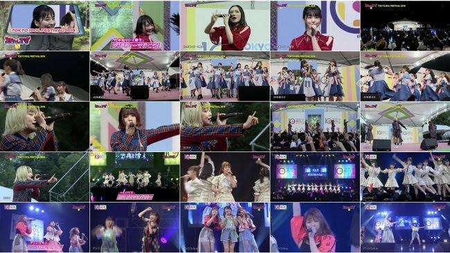 190913 (720p+1080i) Tsuginaru TV-G – TOKYO IDOL FESTIVAL 2019 Digest
